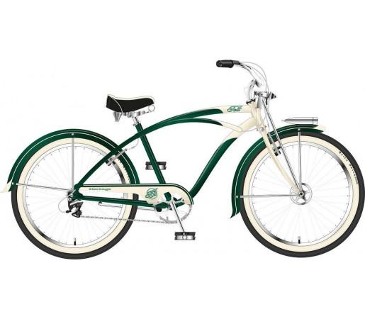 Bicicleta cruiser Felt Heritage British Racing Green