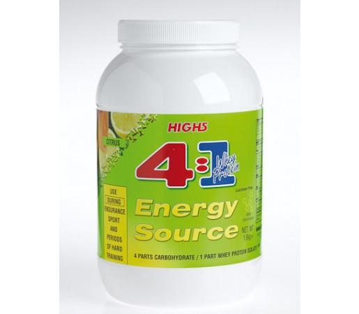 Bautura Energizanta High5 EnergySource 4:1 1600g