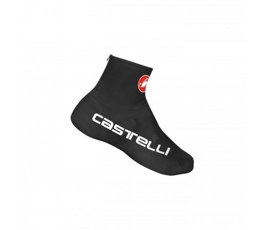 Husa pantofi Castelli Lycra Neagra