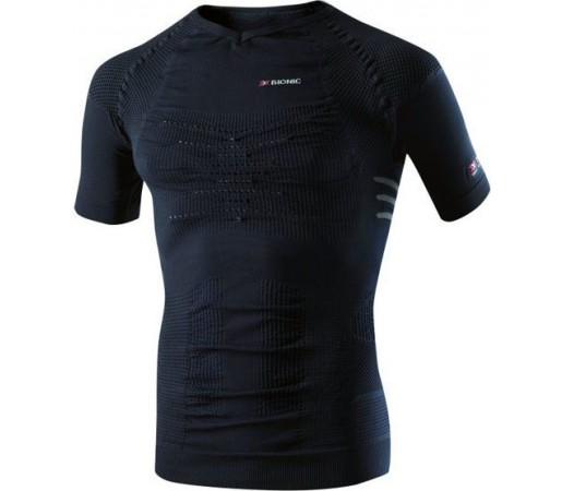 Tricou X-Bionic Trekking Man Summerlight UW Shirt SH SL Black