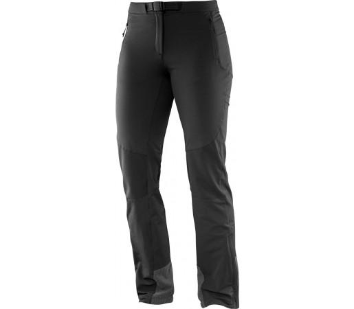 Pantaloni Salomon Wayfarer Mountain W Negru