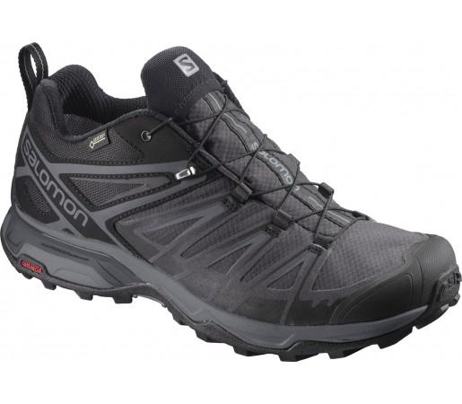Incaltaminte Barbati Hiking Salomon X Ultra 3 GTX Negru / Gri
