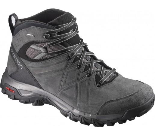 Incaltaminte Hiking Salomon Evasion 2 Mid Ltr GTX M Gri