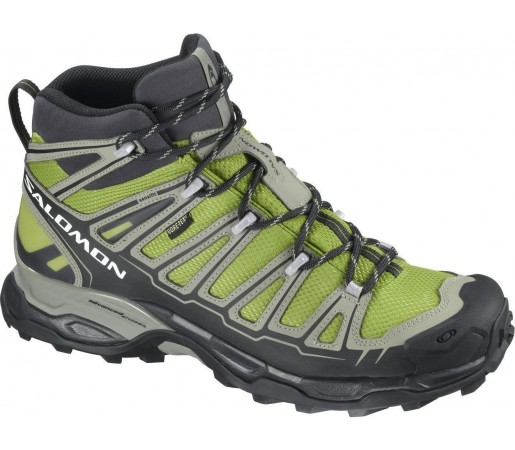 Incaltaminte Salomon X Ultra Mid GTX M Green 2013