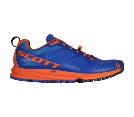 Incaltaminte alergare Scott Kinabalu Enduro Albastra/ Portocalie