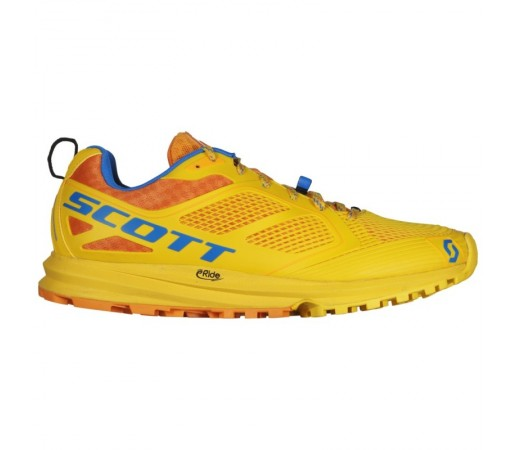 Incaltaminte alergare Scott Kinabalu Enduro Galbena/ Portocalie