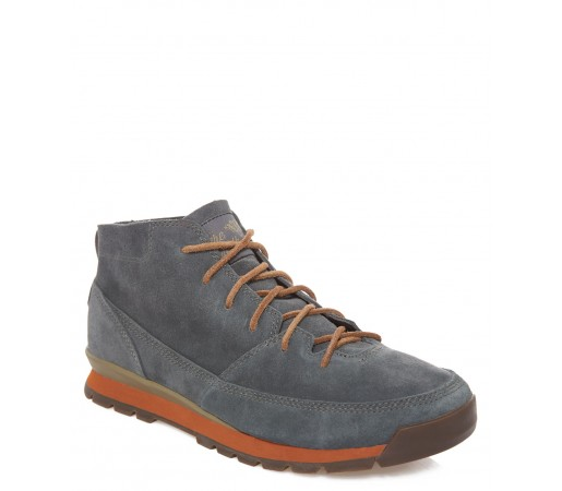 Incaltaminte The North Face M Back-To-Berkeley Redux Chukka Gri/Maro
