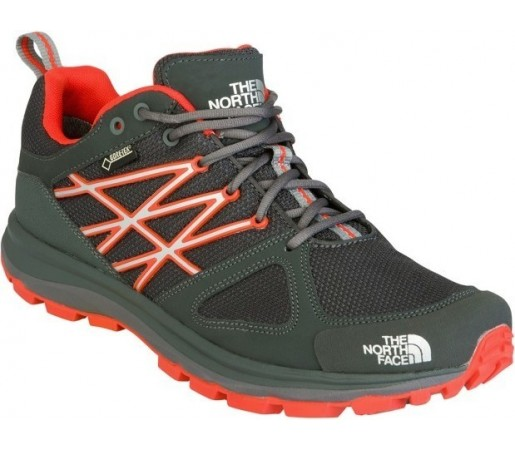 Incaltaminte hiking The North Face M Litewave Gtx Gri