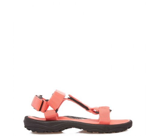 Sandale The North Face W Litewave Sandal Portocaliu/Negru