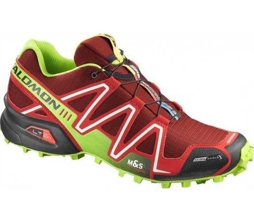 Incaltaminte Salomon Speedcross CS 3 M Flea Red