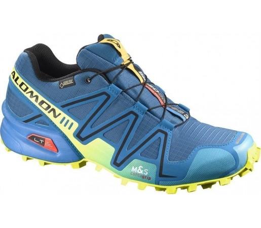Incaltaminte Salomon Speedcross 3 GTX Dark Blue
