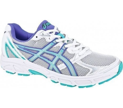 Incaltaminte Asics Patriot 6 White- Silver- Blue