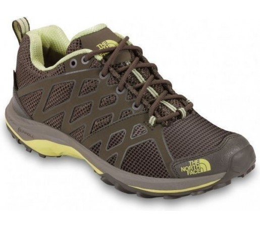 Incaltaminte The North Face Hedgehog Guide GTX Women Brown Yellow