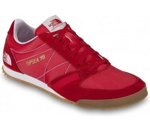 Incaltaminte The North Face Dipsea 78 Racer Red- White
