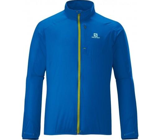 Geaca Salomon Fast Wing Jacket M Blue 2013