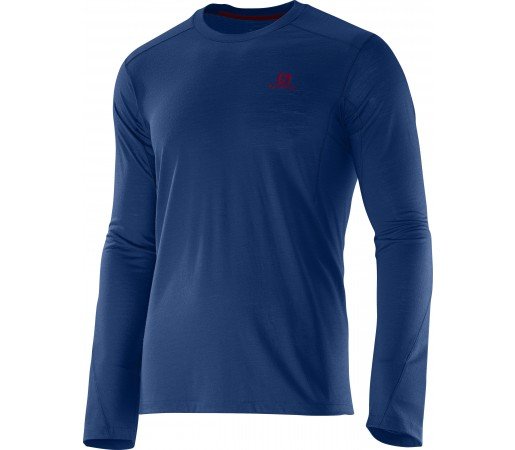 First-Layer Salomon Minim Critical LS M Blue