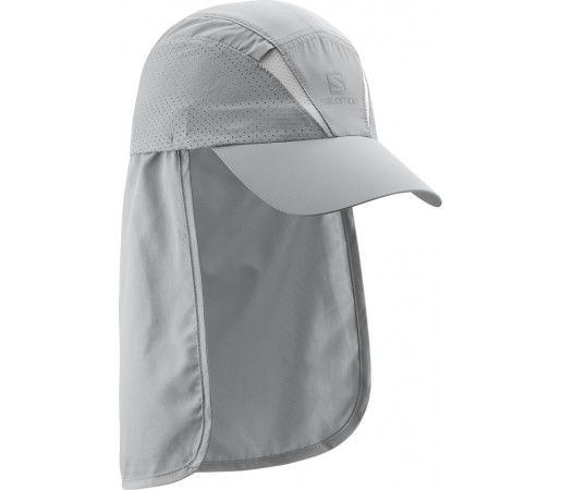 Sapca Salomon XA+Cap II Ii Aluminium Gri
