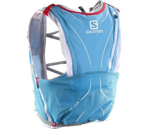 Rucsac hidratare Salomon S-Lab Advanced Skin 3 Albastru