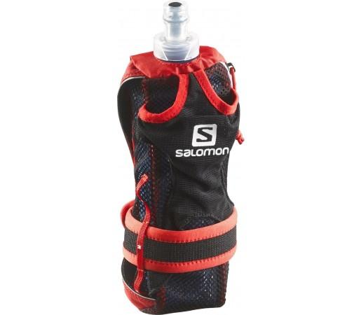 Suport hidratare Salomon Park Hydro Handset 500ml Rosu