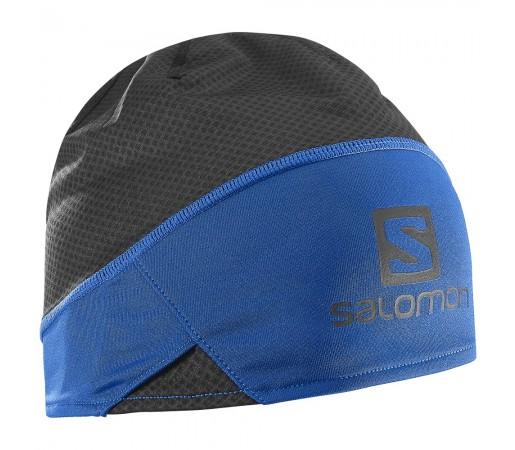 Caciula Salomon S-Lab Light Albastra/Neagra