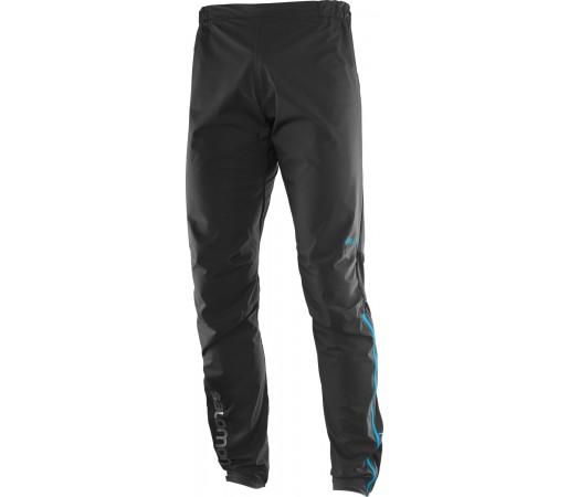 Pantaloni Alergare Salomon S/Lab Hybrid M Negru