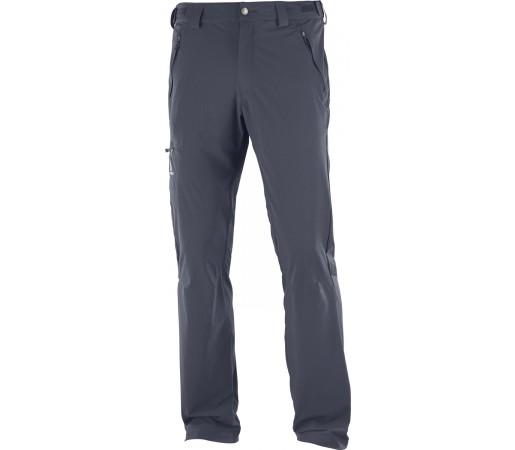 Pantaloni Hiking Salomon Wayfarer M Gri Inchis