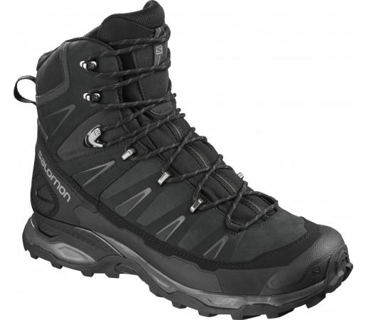 Ghete Barbati Hiking Salomon X Ultra Trek GTX Negru / Gri
