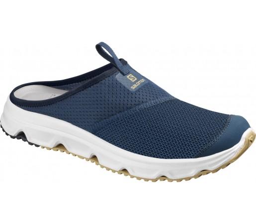 Papuci Barbati Recuperare Salomon RX Slide 4.0 Bleumarin