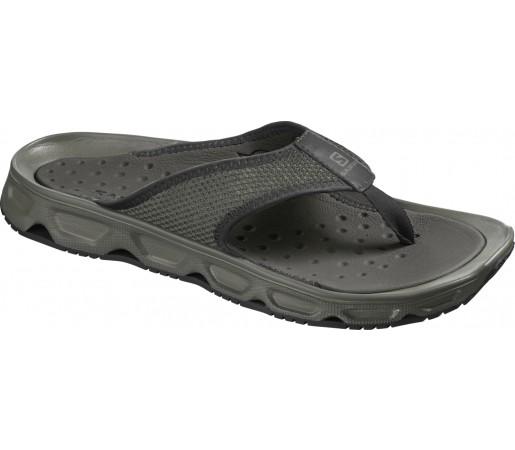 Papuci Barbati Recuperare Salomon RX Break 4.0 Gri / Negru