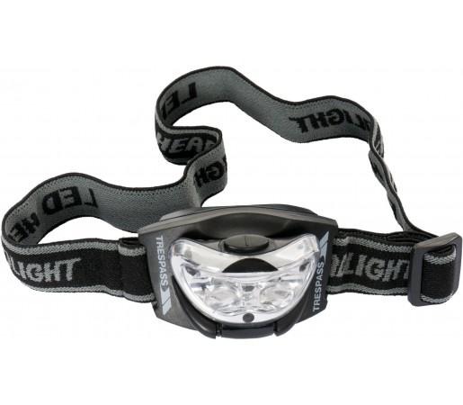 Lanterna frontala Trespass Guidance Black
