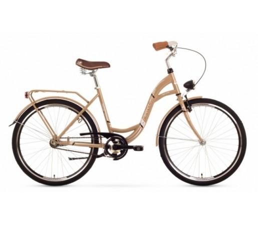 Bicicleta oras Arkus Lapis 26 Bej 2016