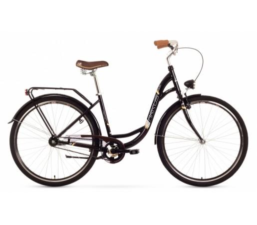Bicicleta oras Arkus Lapis 28 Neagra 2016