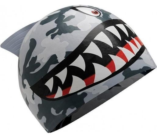 Casca inot Tyr Shark Fins gri 2013