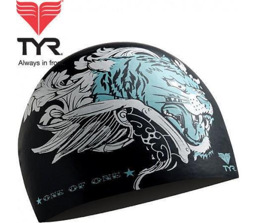 Casca inot Tyr Tiger bleu 2013