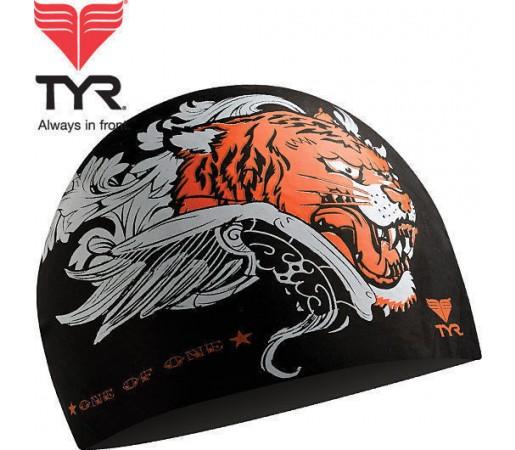 Casca inot Tyr Tiger portocalie 2013