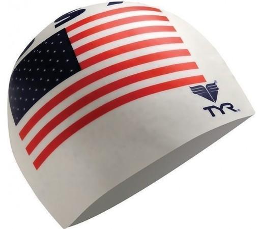 Casca inot Tyr USA alba 2013