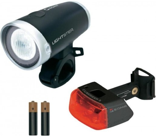Far Sigma Lightster/Cuberider II Set Negru