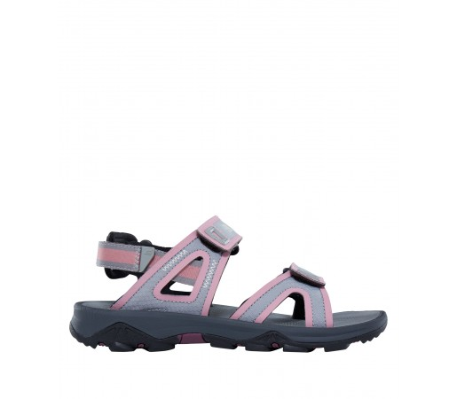 Sandale Hiking The North Face Hedgehog Sandal II W Gri / Corai