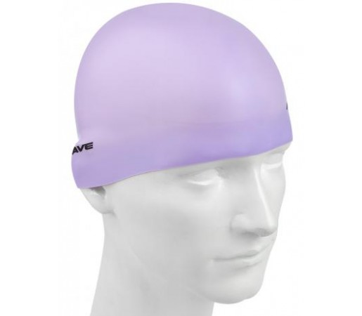 Casca inot Mad Wave Silicon Pastel Mov