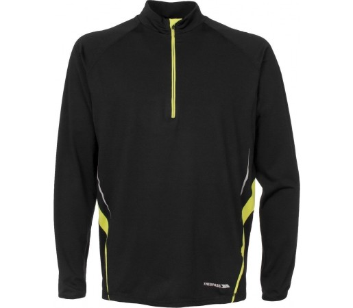 Bluza tehnica Trespass M Cavort Negru