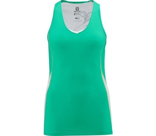 Maieu Salomon Start Tank W Green