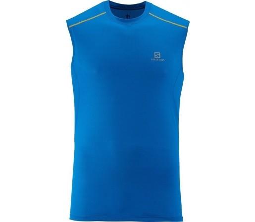 Maieu Salomon Trail Runner Tank M Blue
