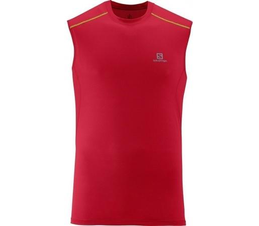 Maieu Salomon Trail Runner Tank M Red