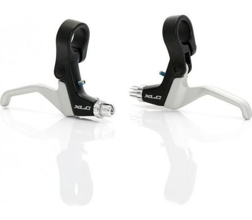 Manete frana Xlc  Mini V-Brake  Black- Silver