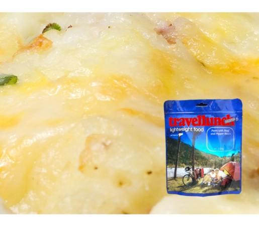 Aliment Travellunch piure de cartofi si sunca