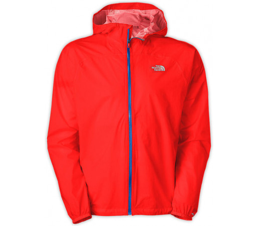 Geaca The North Face M Feather Lite Storm Blocker Rosu