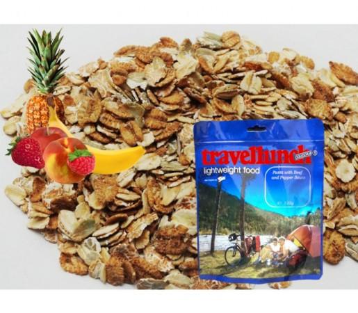 Aliment Travellunch Muesli cu fructe si lapte