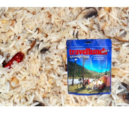 Aliment Travellunch orez cu legume