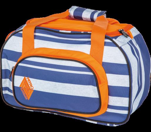 Geanta Nitro Duffle Bag XS Heather Stripe