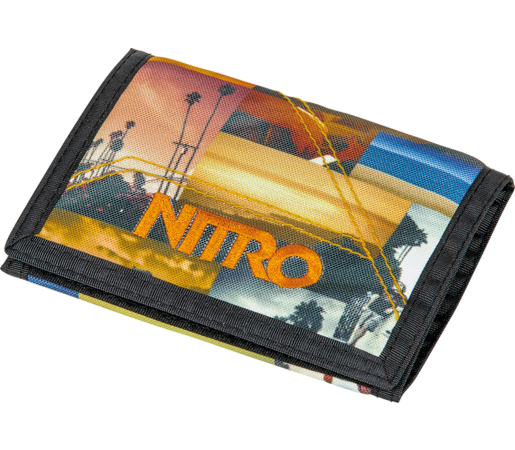 Portofel Nitro Wallet California